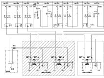 福建B地块大型商业综合体全套施工图(含消防计算书、节能)