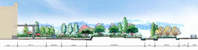 [苏州]金厦张家港梁丰生态园南侧地块展示中心概念方案设计B-5剖面图