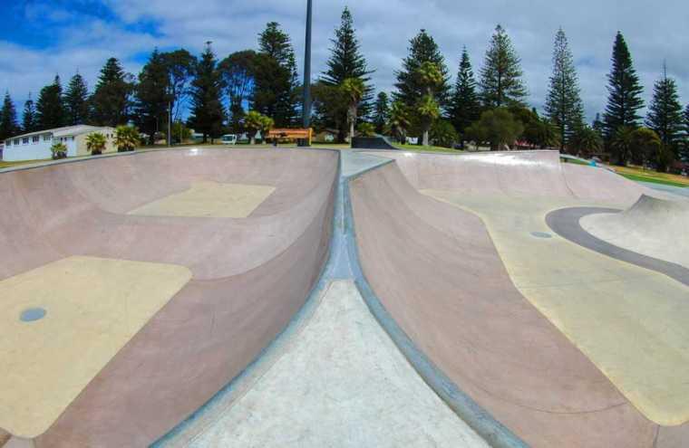 澳大利亚Esperance滑板公园-7