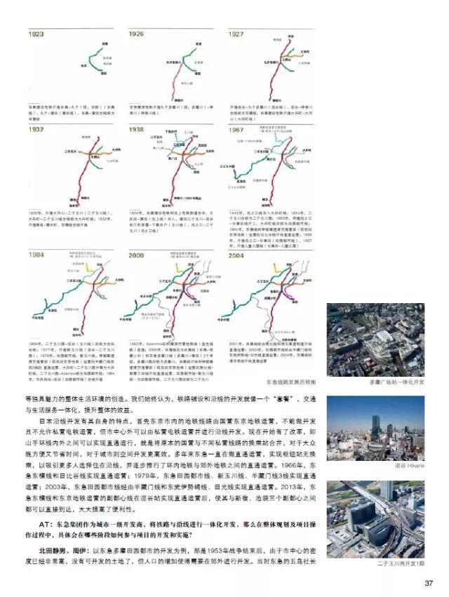 2020东京奥运会最大亮点:涩谷超大级站城一体化开发项目_68