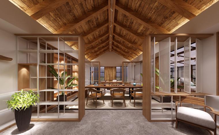 上海民宿设计,住在山里的房子