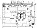 [四川]时尚购物广场卫生间装修施工图(含效果)