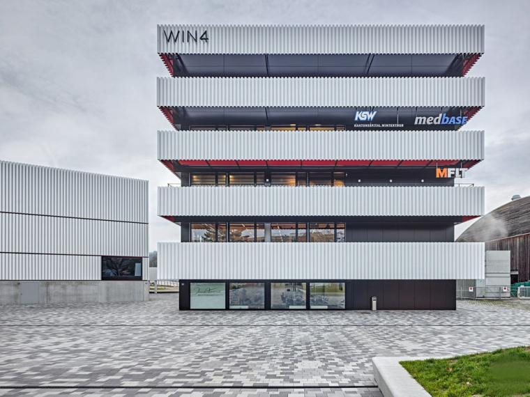 瑞士WIN4运动中心
