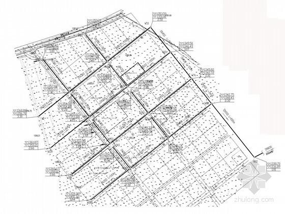 [北方]轻工业园区市政排水管线竣工图