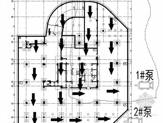 [广西]办公楼工程大体积混凝土施工方案