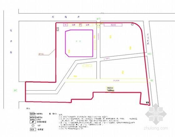 [上海]正循环成孔灌注桩施工方案(附临时用电施工方案 深化图)