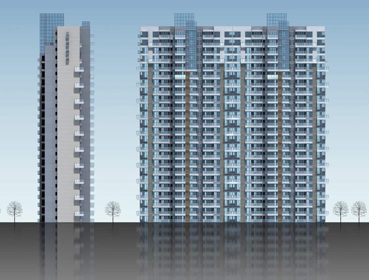 居住区户型设计及会所平面汇总(附图丰富)