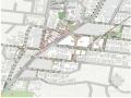 [澳大利亚]小镇中心区域景观规划设计方案(英文方案)