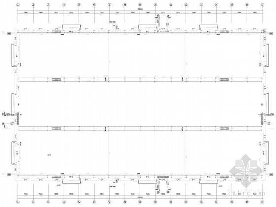 [河南]单层丙类生产车间全专业施工图