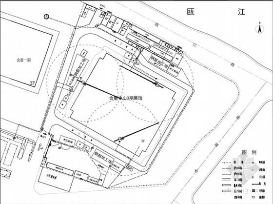 [浙江]国际会展中心工程施工组织设计(180余页 鲁班奖工程)