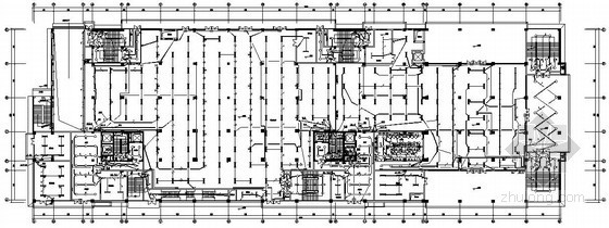 北京某15层学生公寓电气图纸