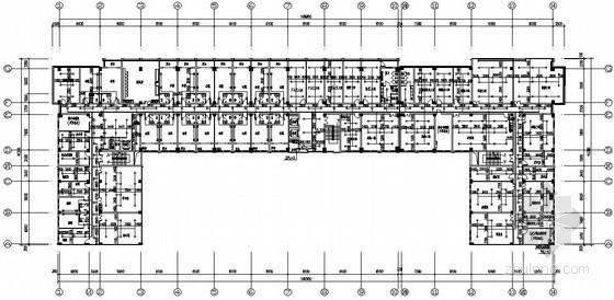 [江苏]停车场综合楼给排水施工图纸(含太阳能热水系统)