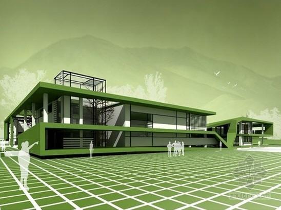 2008年建筑系三年级获奖作品