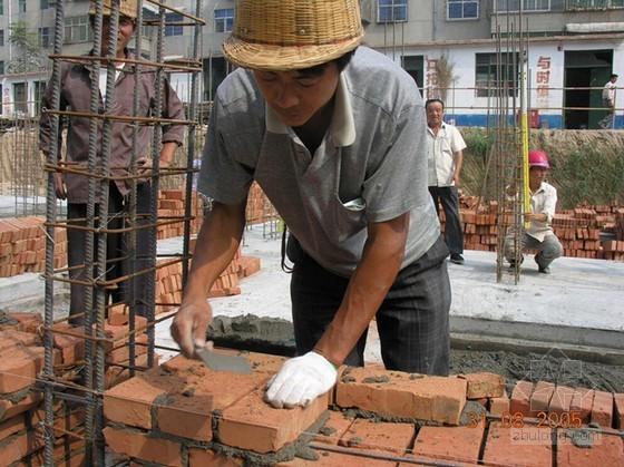 建筑工程脚手架工程搭设及砌筑工程施工培训讲义(85页)