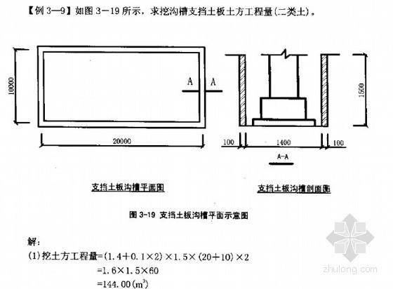 [全国]建筑工程预算定额分部分项工程计价应用图解讲义(400页)