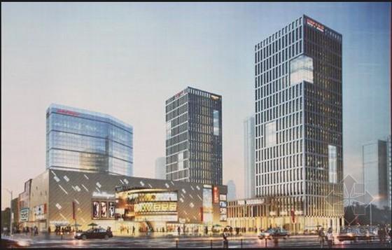 [天津]大型商业项目基坑支护工程分包合同(固定综合单价 51页)