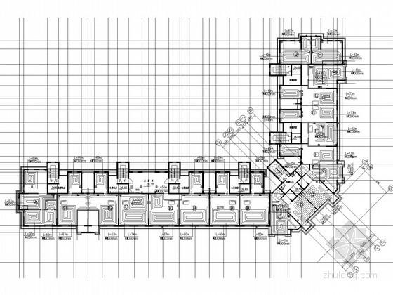 [河北]高层商住楼采暖及通风排烟系统设计