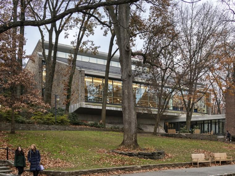美国菲尔德斯顿文化伦理学院图书馆
