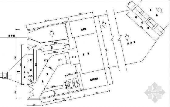 某HBC-Y系机组三台套排水站施工图