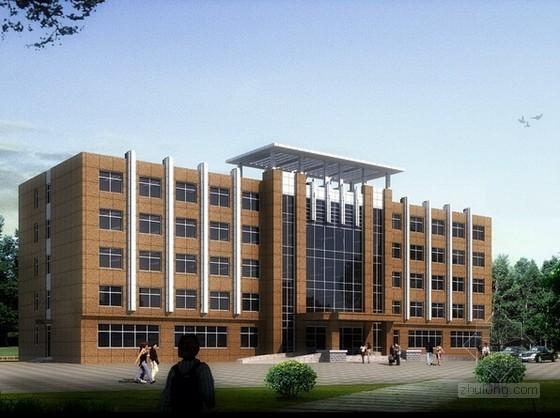 [湖南]办公楼室内装饰工程量清单报价书(全套报表)