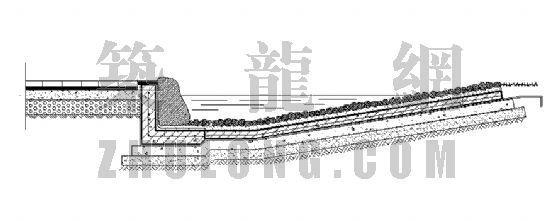 溪流剖面详图(1)
