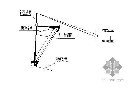 惠州某厂房钢结构吊装施工方案