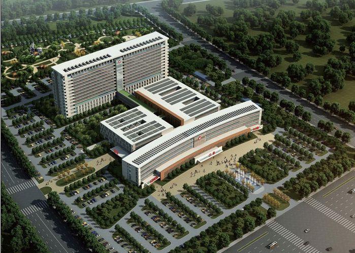 儿童医院建设工程总承包项目实施规划(含流程图)