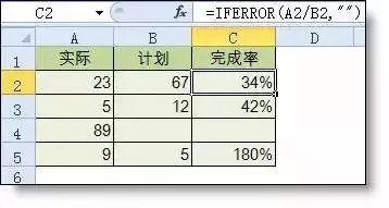 项目上最常用的Excel函数公式大全