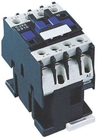 断路器和交流接触器接线图