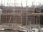剪力墙大模板施工工法