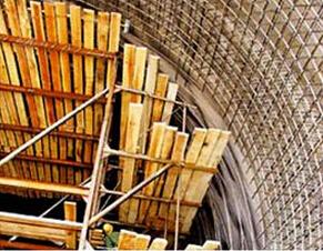 隧道钢筋网施工质量控制要点