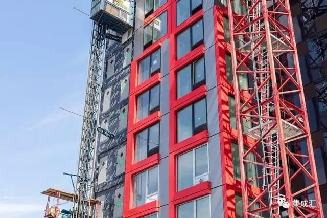 在纽约,有一幢比特朗普大厦还牛逼的公寓楼,90%工厂制造……_24