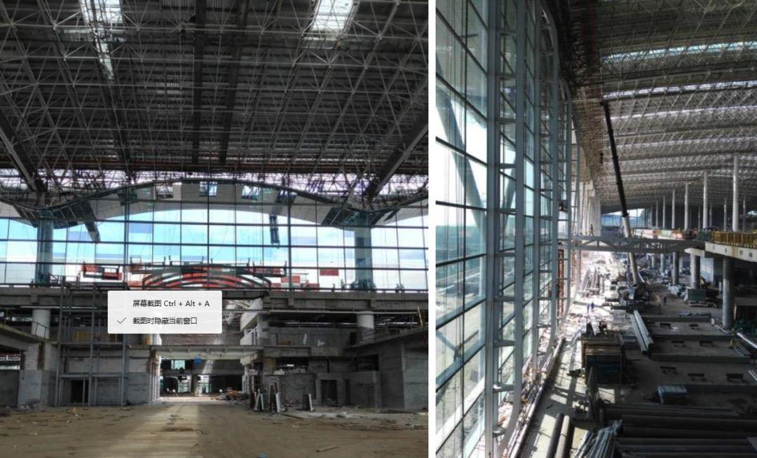 漫谈金属屋面的建筑设计应用(1)——广州新白云国际机场航站楼_37