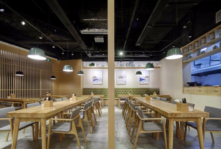 日式鸡汤拉面餐厅-13