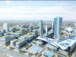 嘉定新城总部园区城市设计(EEA设计院)