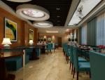 西餐厅3d模型下载资料免费下载