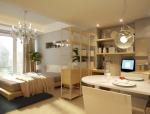 现代简约公寓3D模型下载