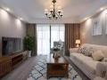 12万装120㎡清新美式两居室