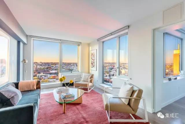 在纽约,有一幢比特朗普大厦还牛逼的公寓楼,90%工厂制造……_32