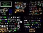 自己收集的CAD图库