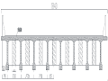 25m装配式预应力混凝土T形简支梁毕业设计(101页)