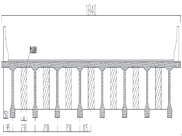 U形桥台CAD资料下载-25m装配式预应力混凝土T形简支梁毕业设计(101页)