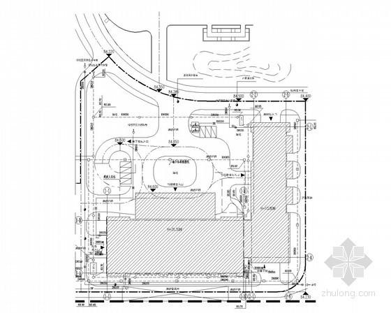 [河南]大学行政办公楼给排水消防施工图