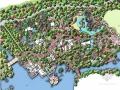 [北京]现代生态主题公园景观规划设计方案(一)玛雅区