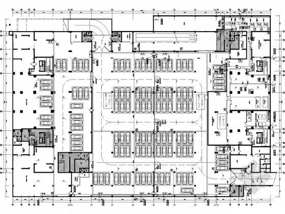[广东]30万平大型国际城建筑给排水图纸(餐饮 娱乐 商业 住宅)