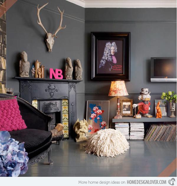 20个时尚的客厅装修设计案例_2