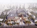 伍兹贝格设计作品之改造西安八十岁老厂房建筑群