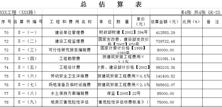 道路及周边地块场坪投资估算及可行性研究(估算+图纸+可研)_6