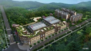 [四川]多层现代风格住宅及农贸市场建筑设计方案文本
