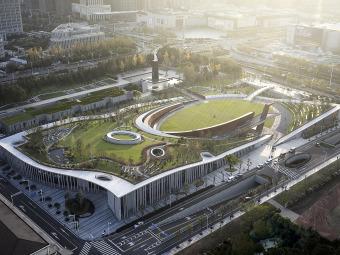 南京日军大屠杀遇难同胞纪念馆改造